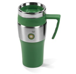 Altos DoubleWall Travel Mug  450ml  Green Only
