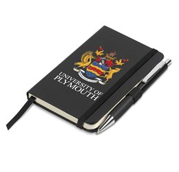 Fourth Estate A6 Notebook  Black Only