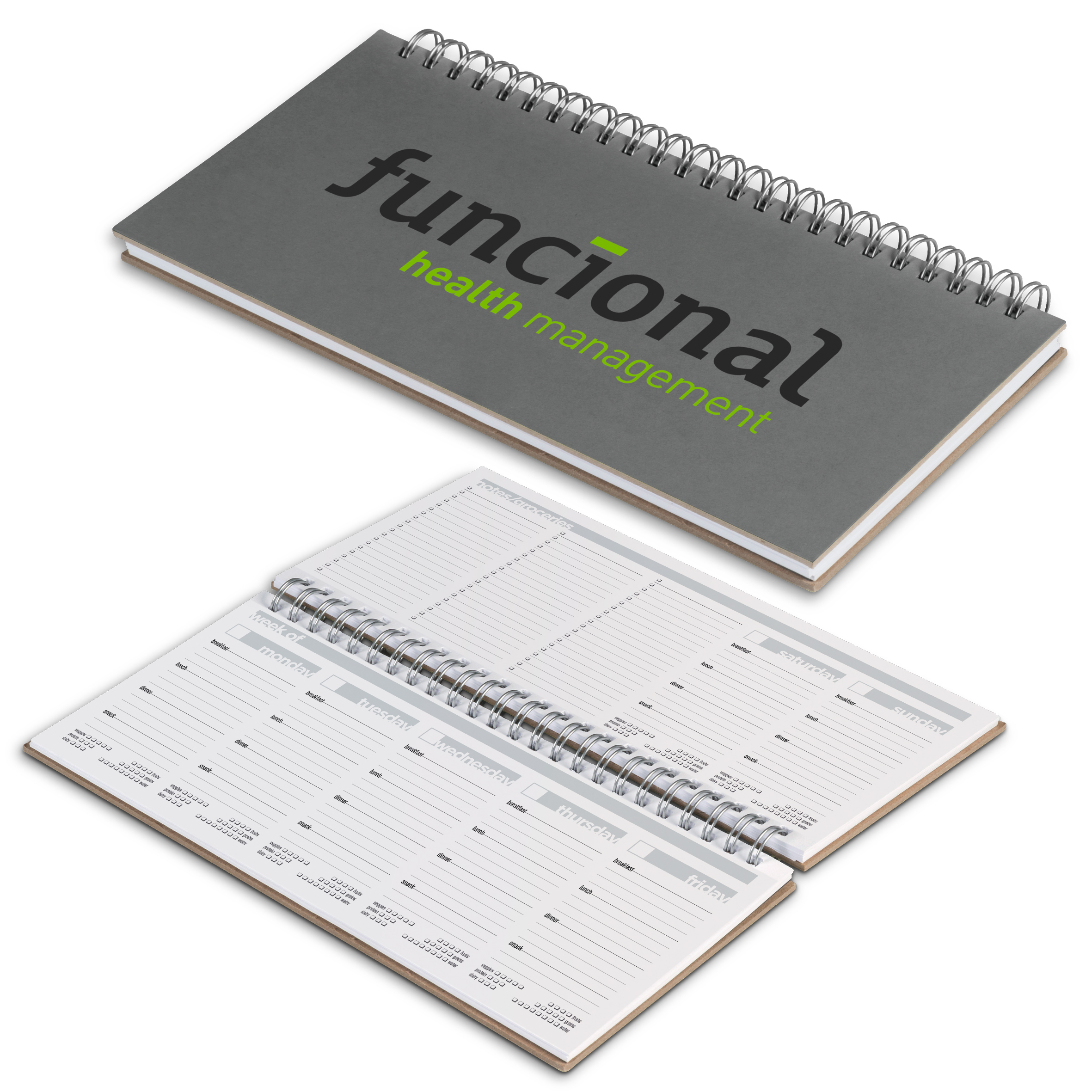 Product: Healthy Planner Journal