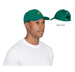 Springbok Heavy Brushed Cotton 6 Panel Cap  Sample