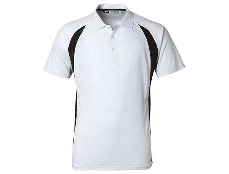 Slazenger Apex Mens Golf Shirt in Black Code SLAZ-3202