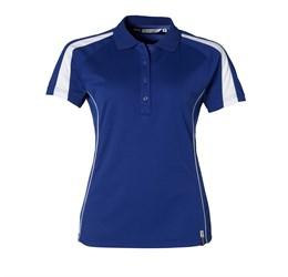 Ladies Horizon Golf Shirt  Royal Blue Only
