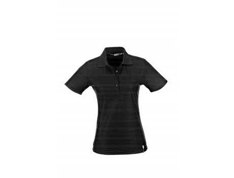 Slazenger Ladies Viceroy Golf Shirt in black Code SLAZ-3208