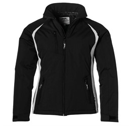 Ladies Apex Winter Jacket  Black Only