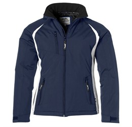 Ladies Apex Winter Jacket  Navy Only