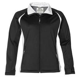 Ladies Apex Softshell Jacket  Black Only