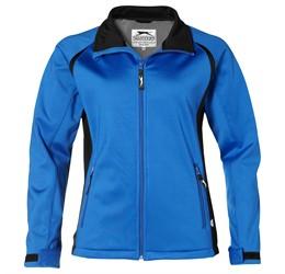 Ladies Apex Softshell Jacket  Royal Blue Only