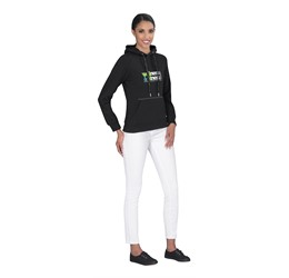Ladies Smash Hooded Sweater