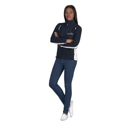 Ladies Apex Micro Fleece Jacket