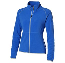 Ladies Ignition Micro Fleece Jacket  Blue Only