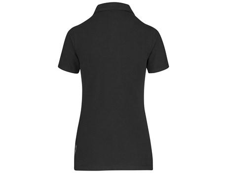 Slazenger Ladies Hacker Golf Shirt in black Code SLAZ-7603