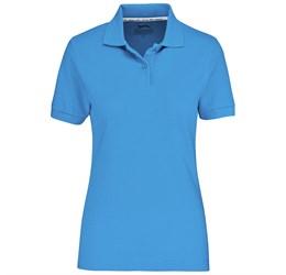 Golfers - Slazenger Crest Ladies Golf Shirt