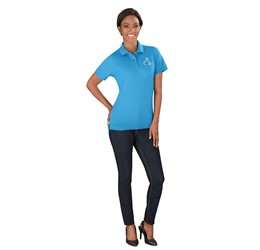 Ladies Crest Golf Shirt