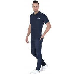 Mens Backhand Golf Shirt