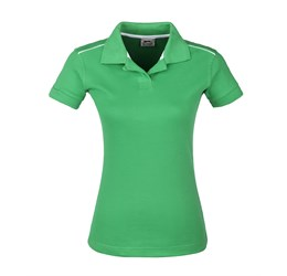 Golfers - Ladies Backhand Golf Shirt