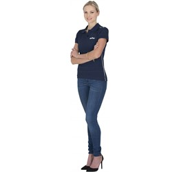 Ladies Backhand Golf Shirt