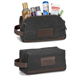 Hamilton Canvas Toiletry Bag