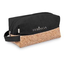 Okiyo Koruku Cork Toiletry Bag