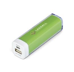 Omega 2200mAh Power Bank  Lime Only