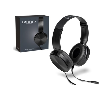 Swiss Cougar Copenhagen Wired Headphones
