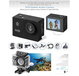 ThrillSeeker Action Camera