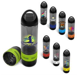 Bandit Drink Bottle and Bluetooth Speaker 500ml