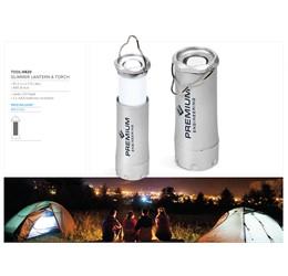 Glimmer Lantern and Torch
