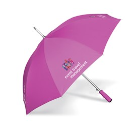 Cloudburst Umbrella  Pink Only