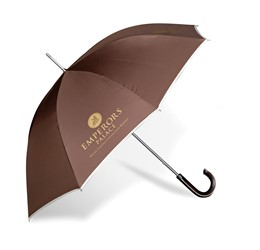 Balmain Rainbreak Umbrella  Brown Only