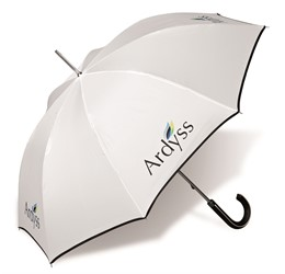 Balmain Rainbreak Umbrella  Solid White Only